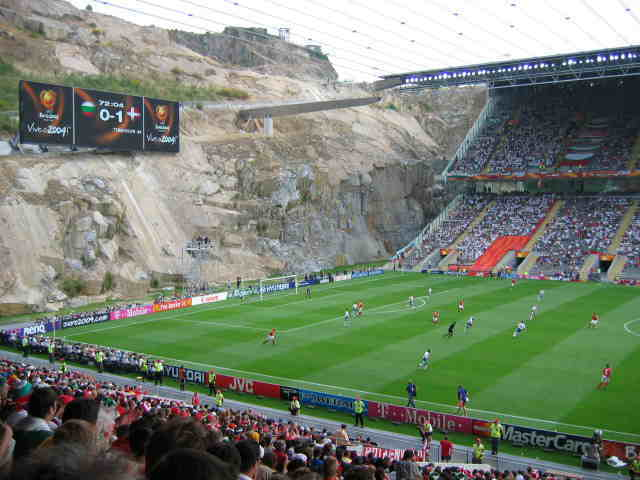 Unusual Stadium